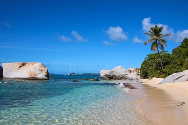 British Virgin Island travel deals