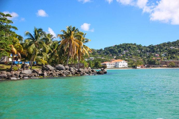Grand Anse Beach Grenada beaches