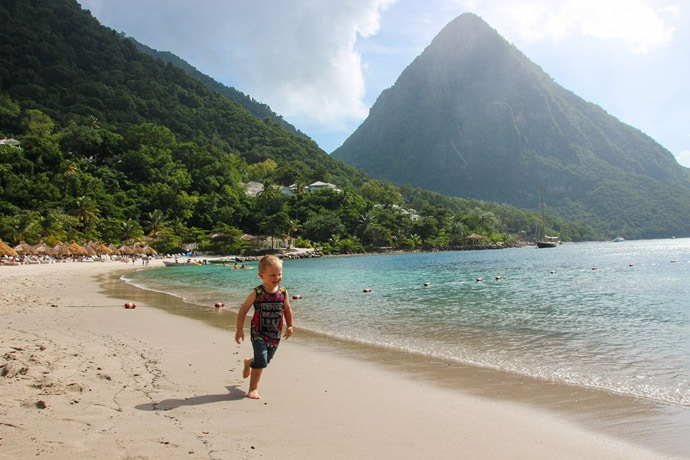St Lucia school holiday deals