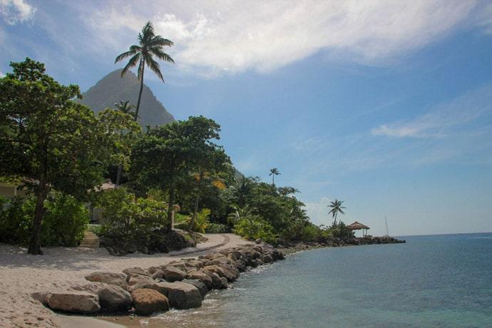 Best beach in St Lucia