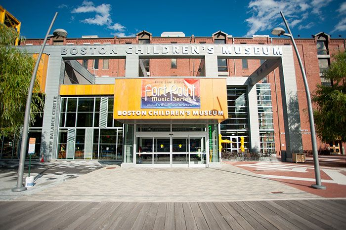 Things to do in Boston with Kids at Children's museum