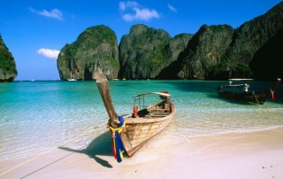bucket list ideas for families travelling to Thailand, Krabi with kids