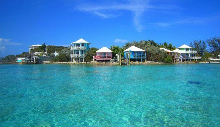 staniel cay bungalows exuma bahamas