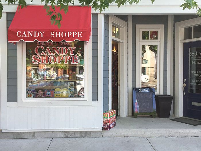Niagara on the lake Old Tyme Candy Shoppe