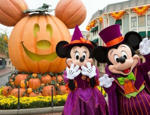 Disneyland Paris Halloween Party Park Tickets £37pp