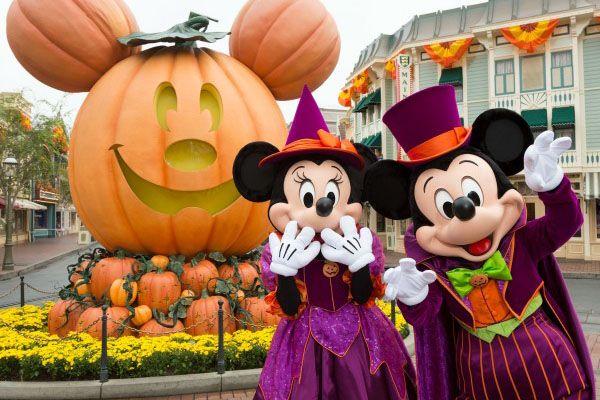 Disneyland Halloween Party Paris Tickets • Mickey's Halloween ...