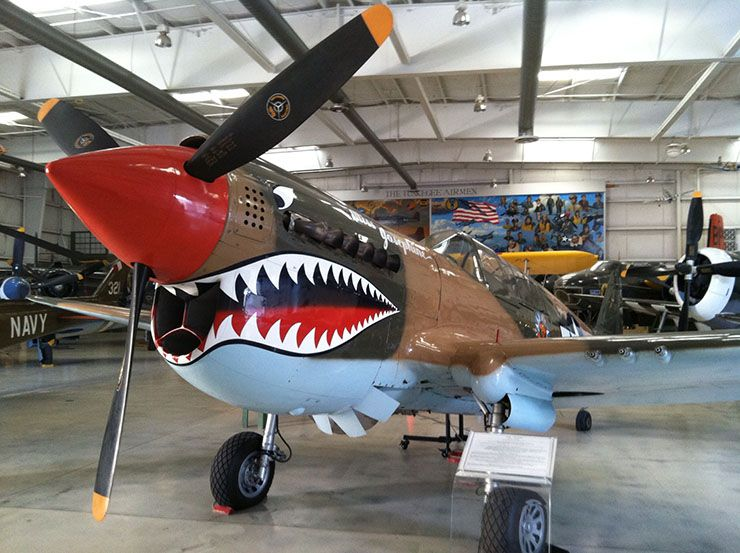 things to do in palm springs with kids - Palm Springs air museum