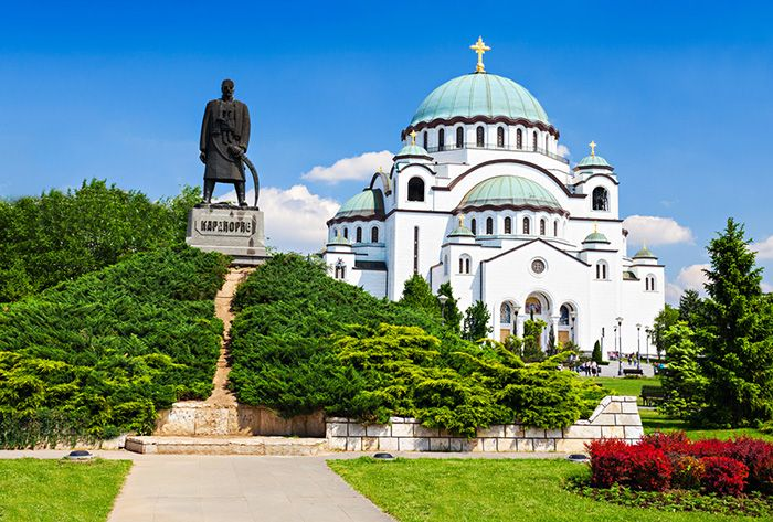 best non-tourist places to visit in europe - less travelled destinations Belgrade