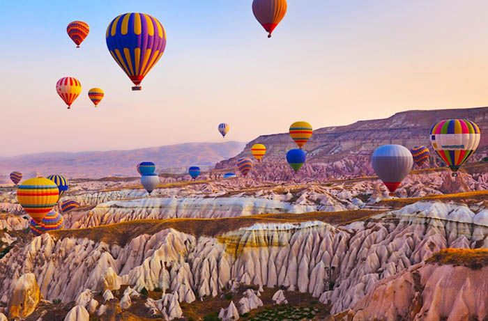 best non-tourist places to visit in europe - less travelled destinations Cappadocia Turkey