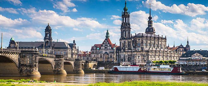 best non-tourist places to visit in europe - less travelled destinations Dresden Germany