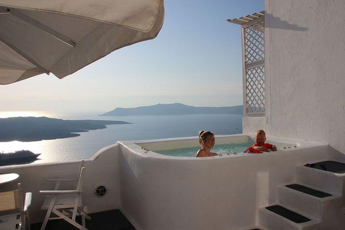 Kamares Apartments Review Santorini Santorini Holiday For Kids