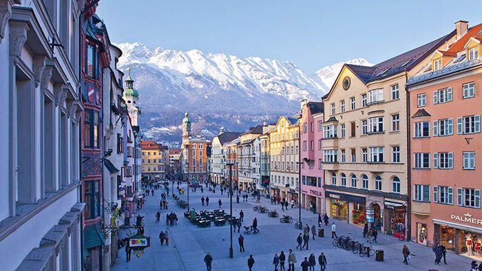 best non-tourist places to visit in europe - less travelled destinations Innsbruck Austria