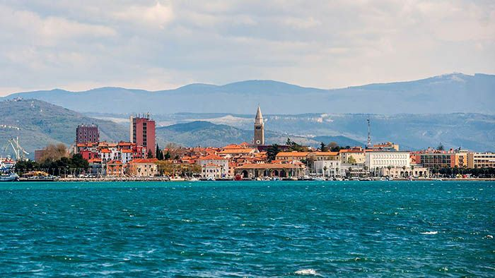 best non-tourist places to visit in europe - less travelled destinations Koper Slovenia