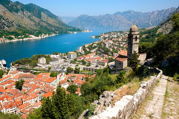best non-tourist places to visit in europe - less travelled destinations Kotor
