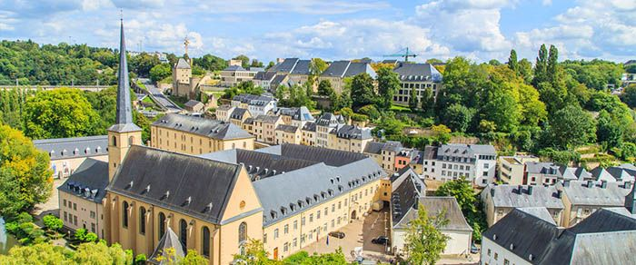best non-tourist places to visit in europe - less travelled destinations Luxembourg