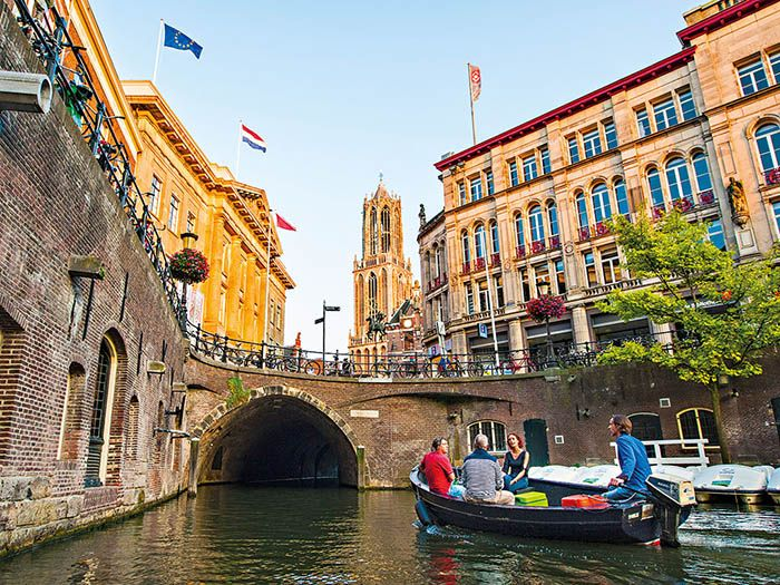 best non-tourist places to visit in europe - less travelled destinations Utrecht Nerthlands
