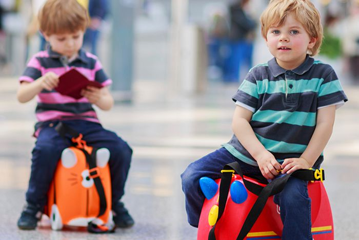 Best bag for traveling with toddlers