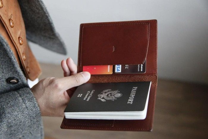 best travel wallet for Europe and international travel
