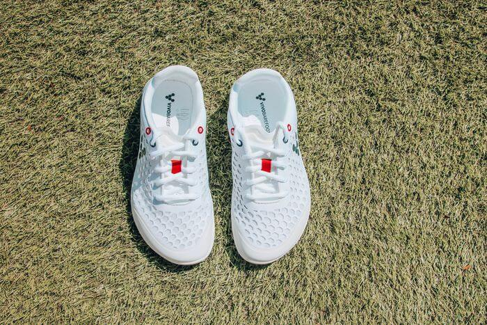 Vivobarefoot Stealth II review - Ariel view