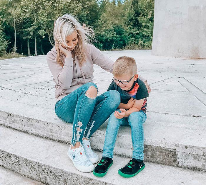 Vivobarefoot Primus Kids, family shoes