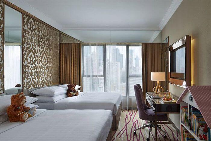budget family accommodation hong kong - Dorsett Wan Chai Hong Kong Hotel