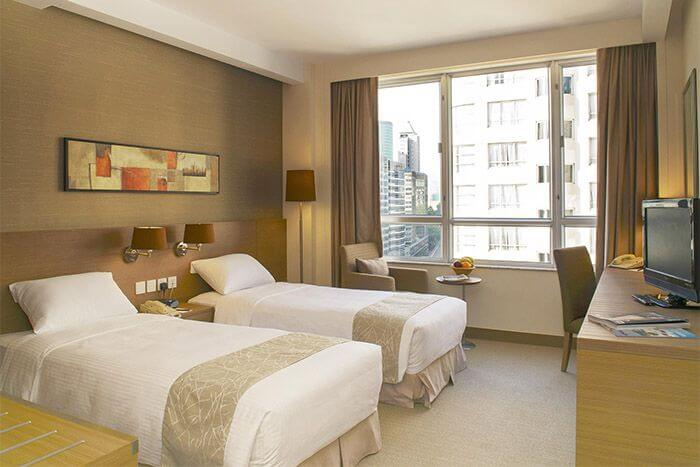 budget family accommodation hong kong - Sailsbury Hotel Hong Kong