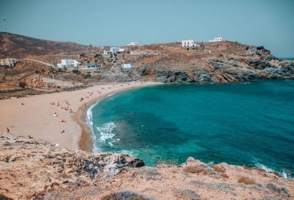 Mykonos beaches for kids