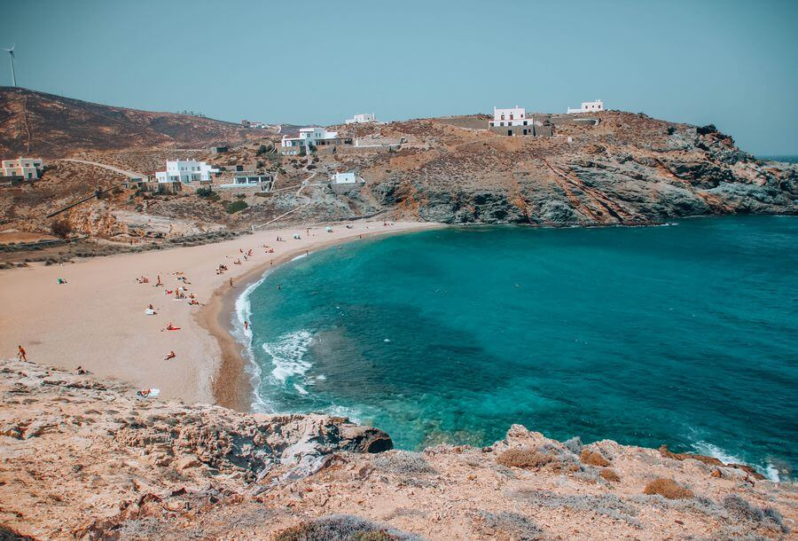 Mykonos beaches for kids