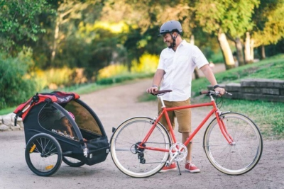 best bike trailer for infants and toddlers