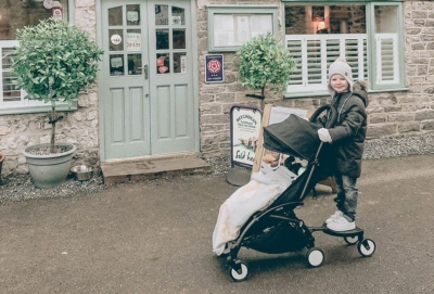 best stroller that sits upright