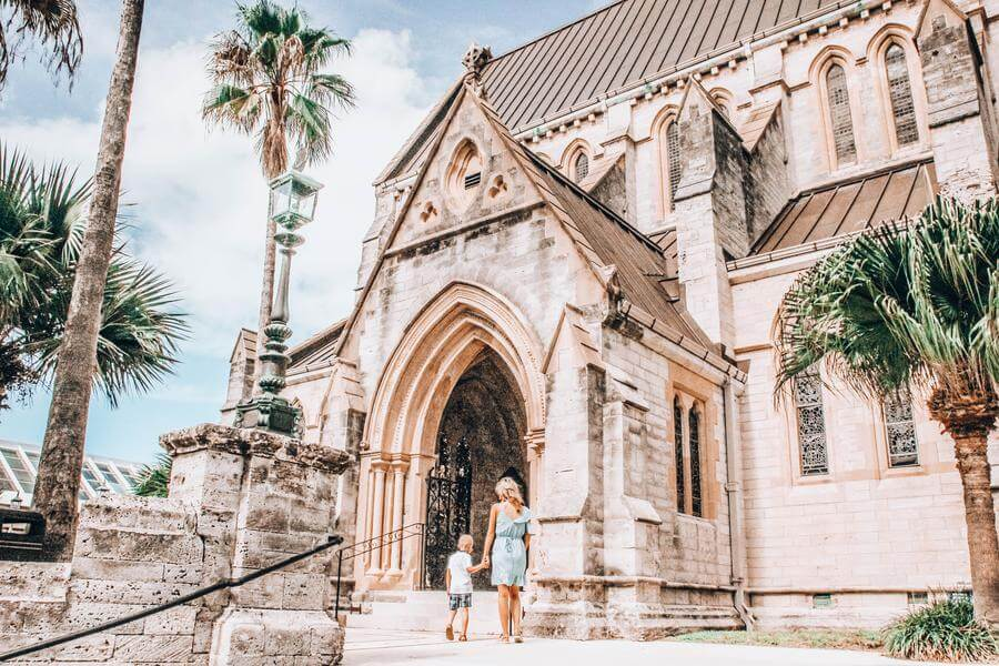 best things to do in Hamilton Bermuda - Cathedral of the most holy trinity