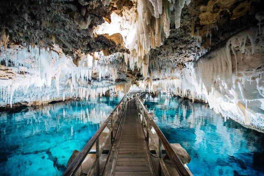 best things to do in Hamilton Bermuda - crystal caves