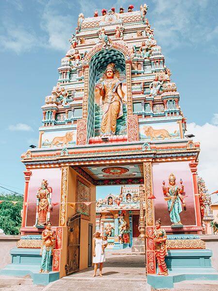 mauritius north island tour itinerary Buddhist Temples