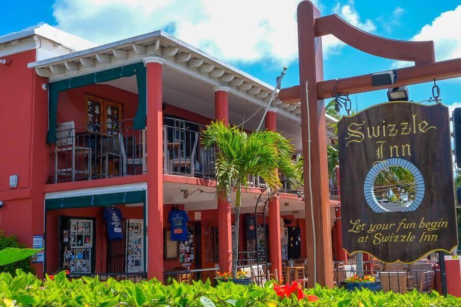 best things to do in Hamilton Bermuda - Swizzle Inn