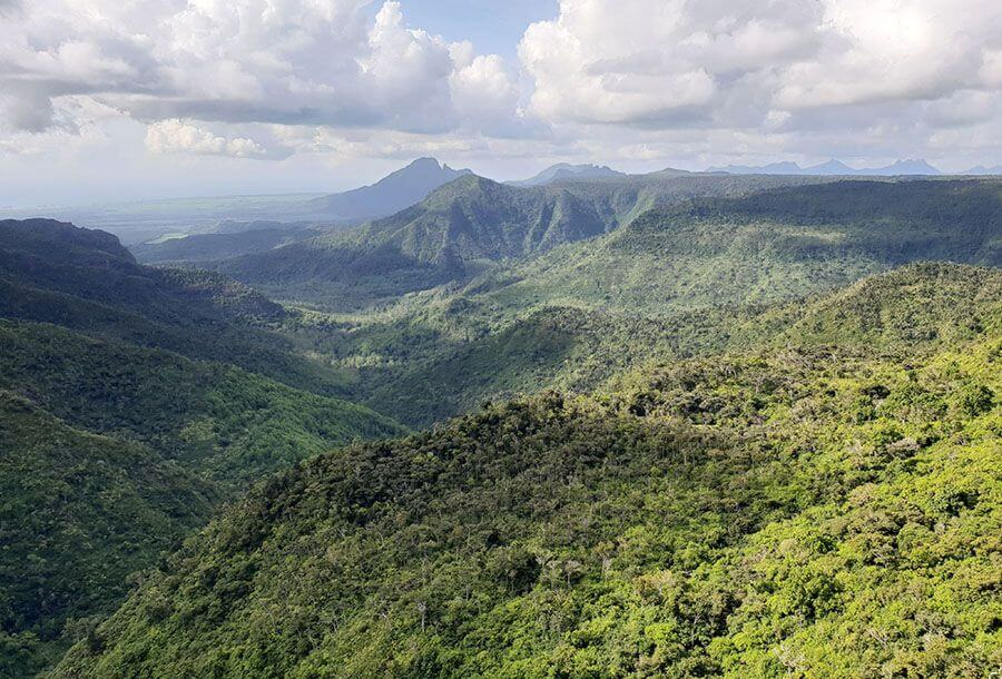 black river gorges hiking trail mauritius