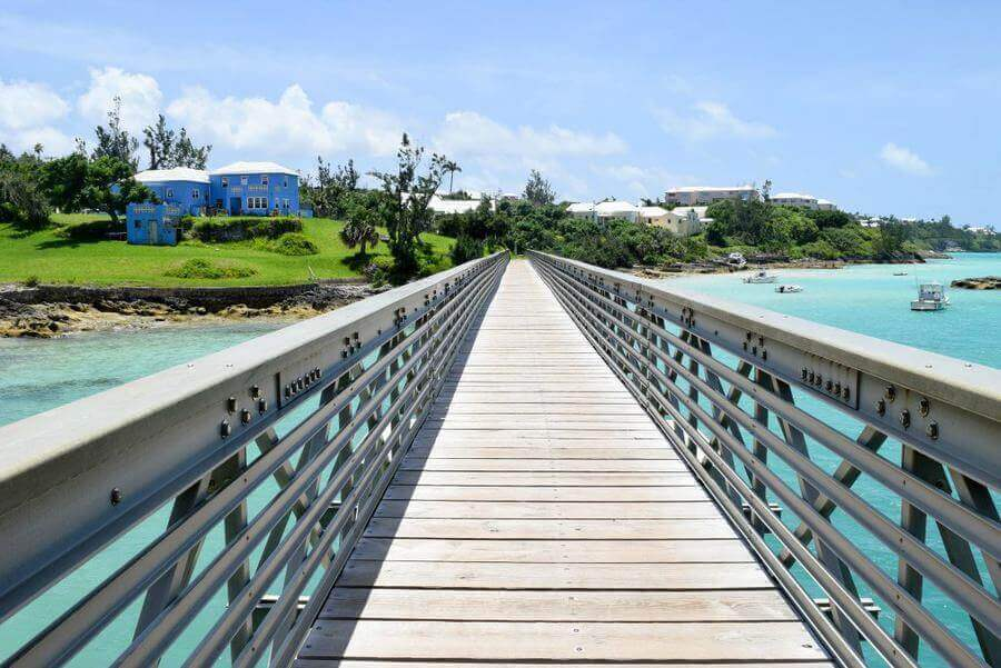 non touristy things to do in bermuda - railway trail