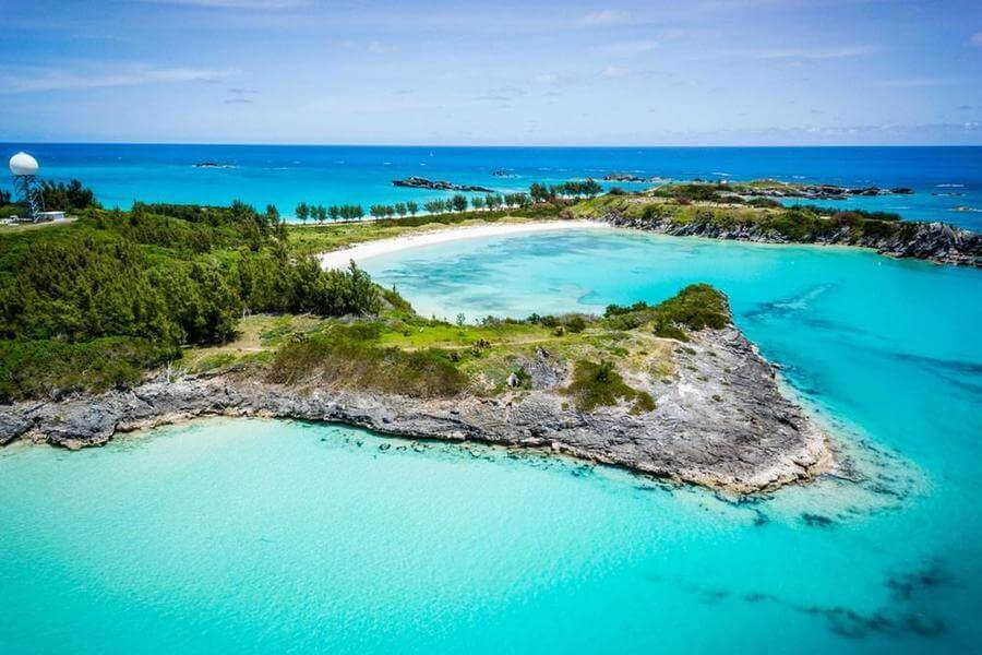non touristy things to do in bermuda - coopers island