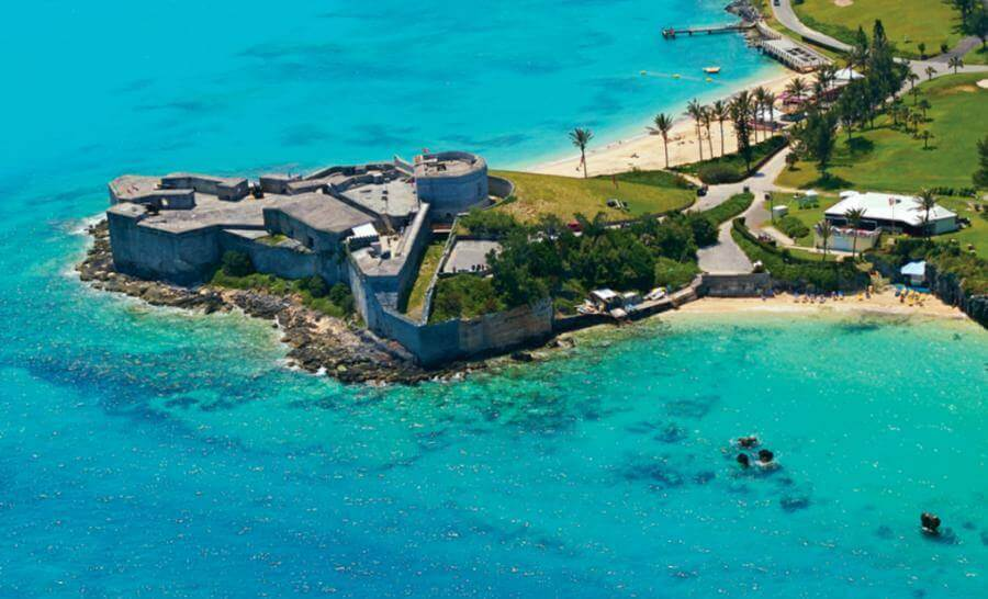 non touristy things to do in bermuda - fort st. catherine