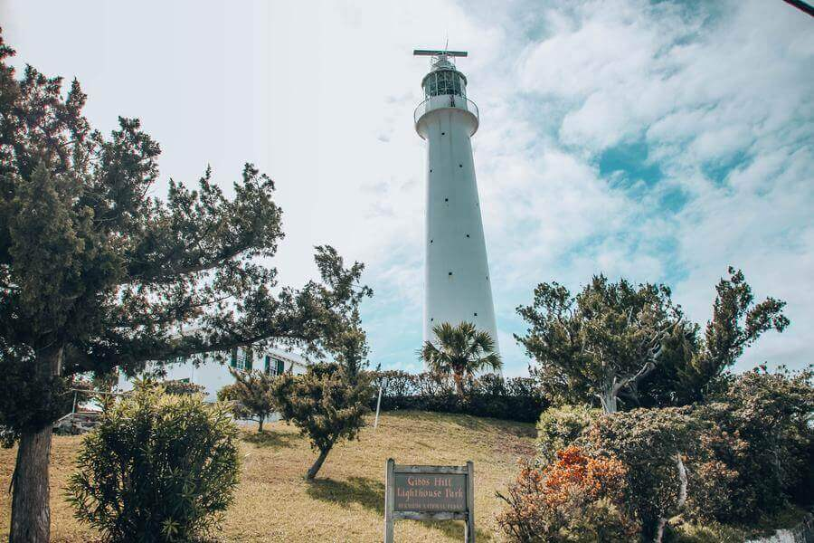 non touristy things to do in bermuda - gibbs hill lighthouse