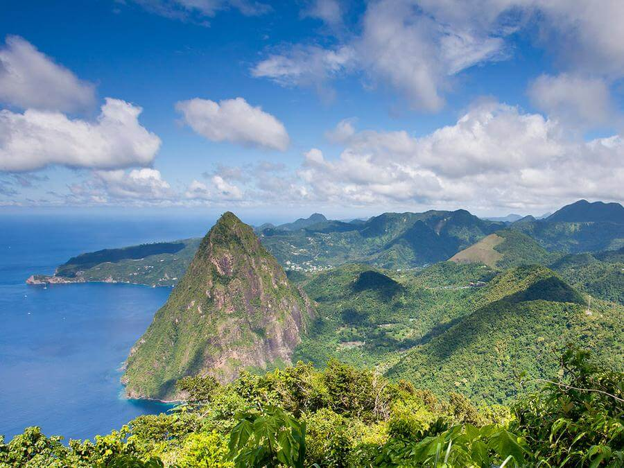 Best Non-touristy Things to do in St Lucia - Gros Piton Hike