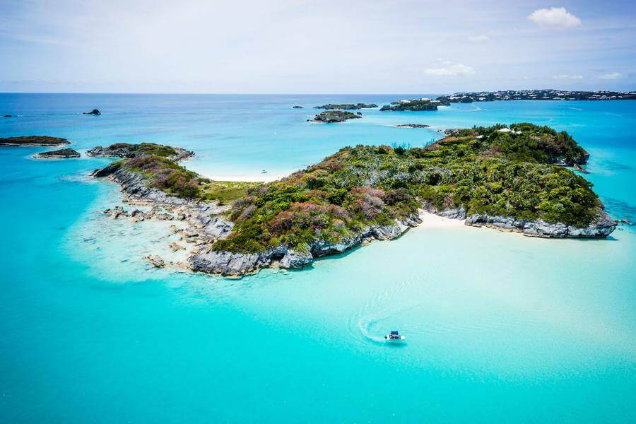 non touristy things to do in bermuda - nosuch island