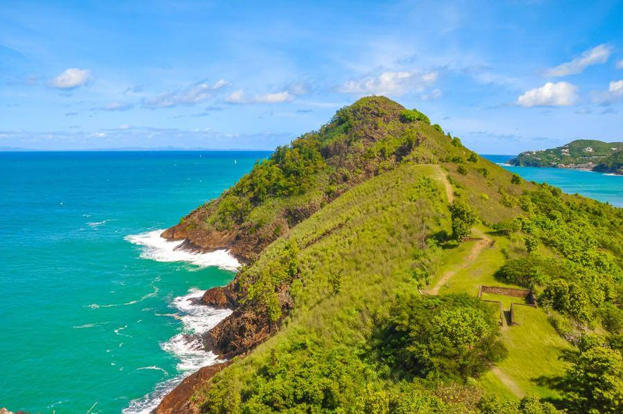 Best Non-touristy Things to do in St Lucia - Pigeon Island
