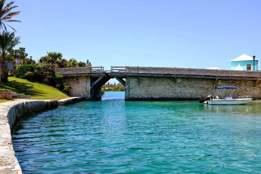 non touristy things to do in bermuda - somerset bridge