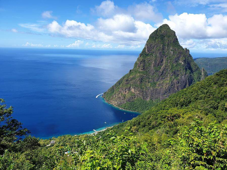 Best Non-touristy Things to do in St Lucia - Tet Paul Nature Trail