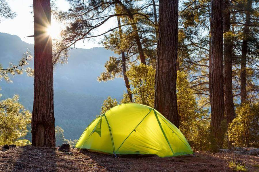Best Backpacking Tent for the Appalachian Trail