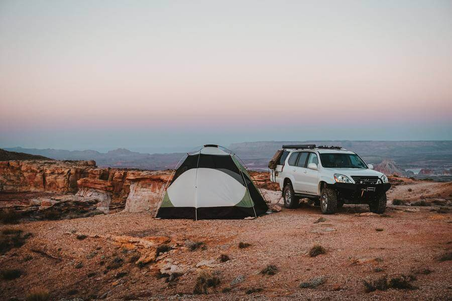 Best tents for desert camping