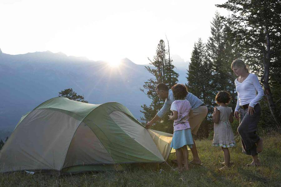 Best tent for camping with toddlers