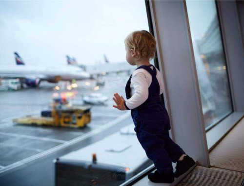 What can I take on a plane for my baby?