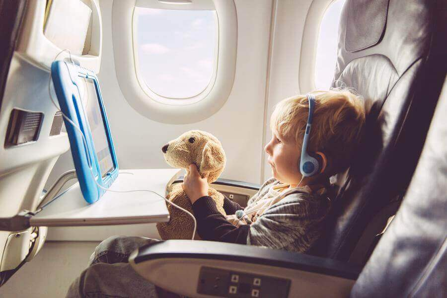 What Can I Take on a Plane For My Baby - entertainment