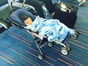 best-stroller-hacks-airport